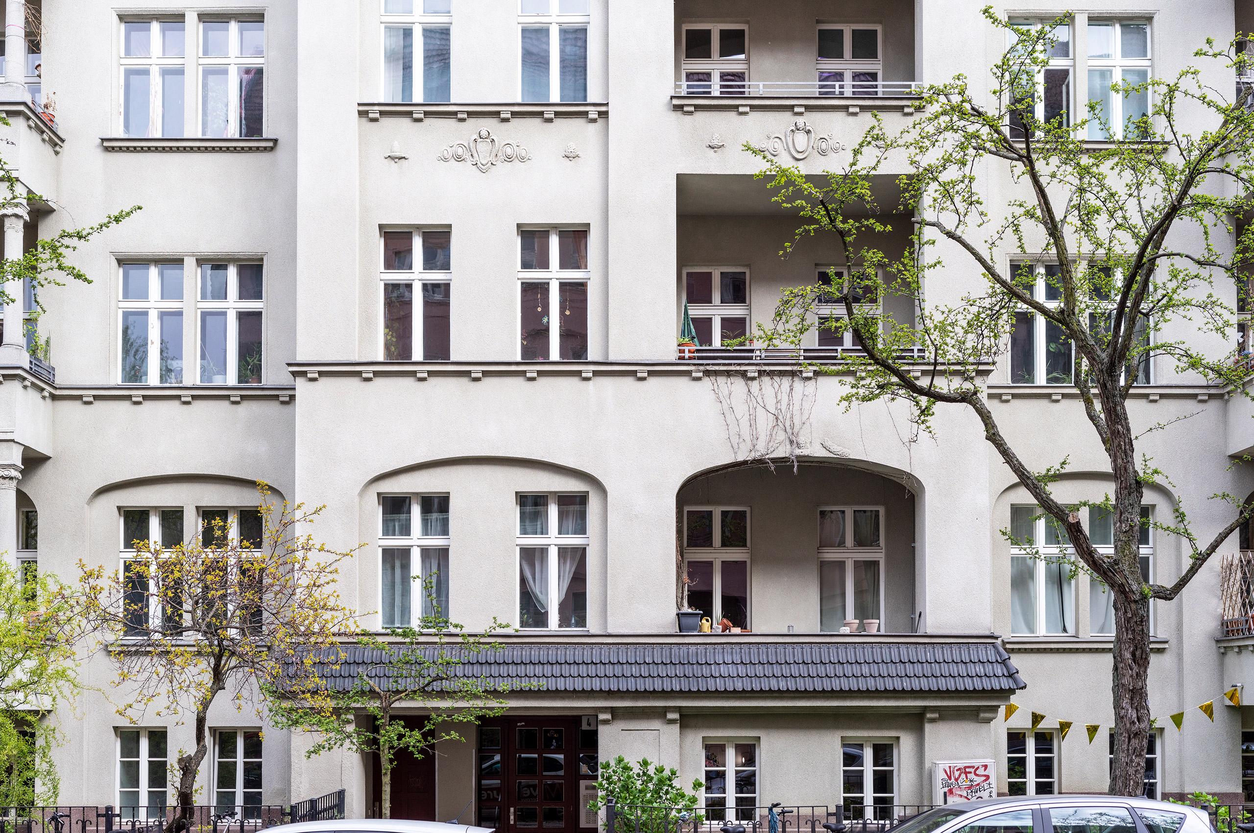 Vicent Architekten Knorrpromenade Ansicht