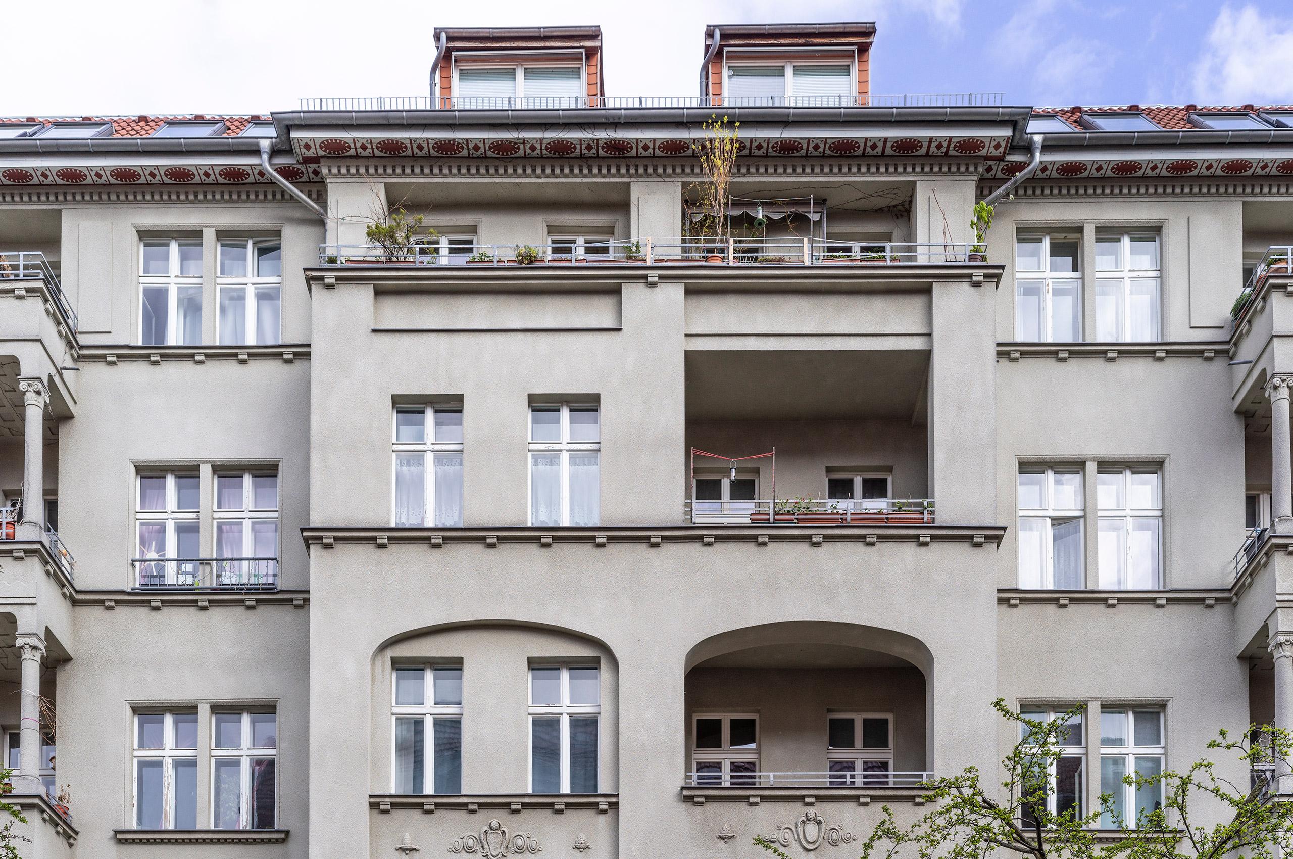 Vicent Architekten Knorrpromenade Dachgeschoss