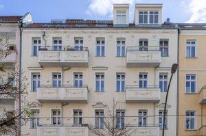 Vicent Architekten Boxhagenerstraße 22 Berlin Friedrichshain Dachgeschoss