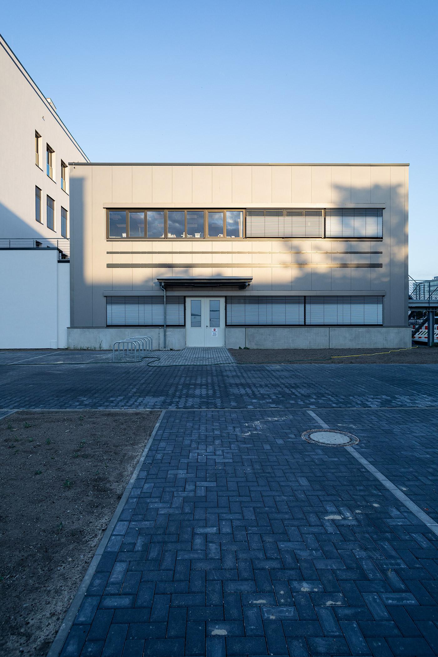 Vicent Architekten CMC2 Adlershof