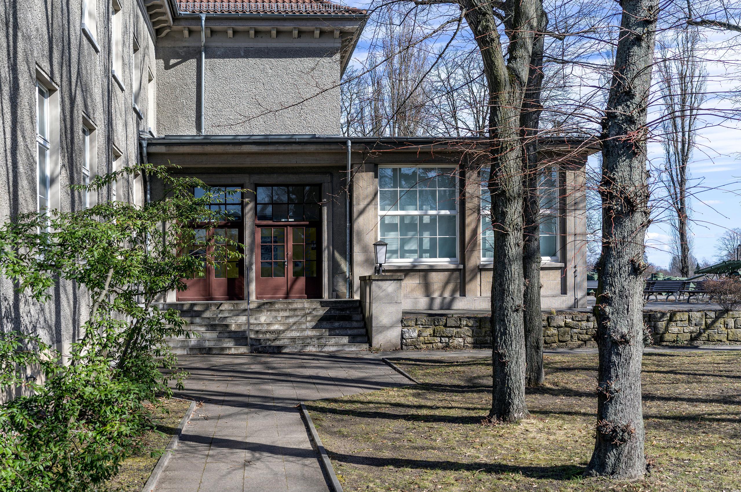 Vicent Architekten Deutsch-Russisches Museum Berlin