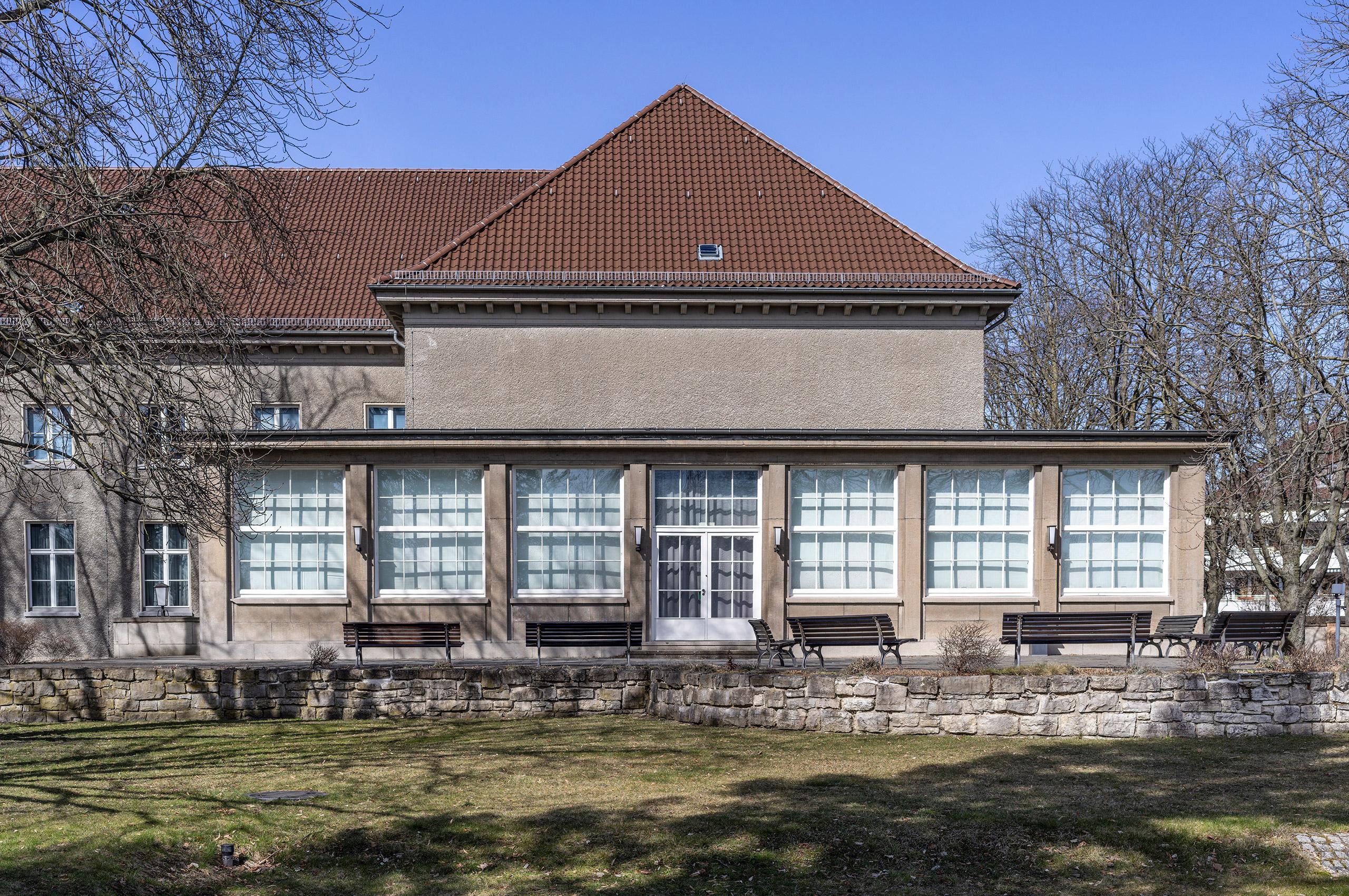 Vicent Architekten Deutsch-Russisches Museum Ansicht