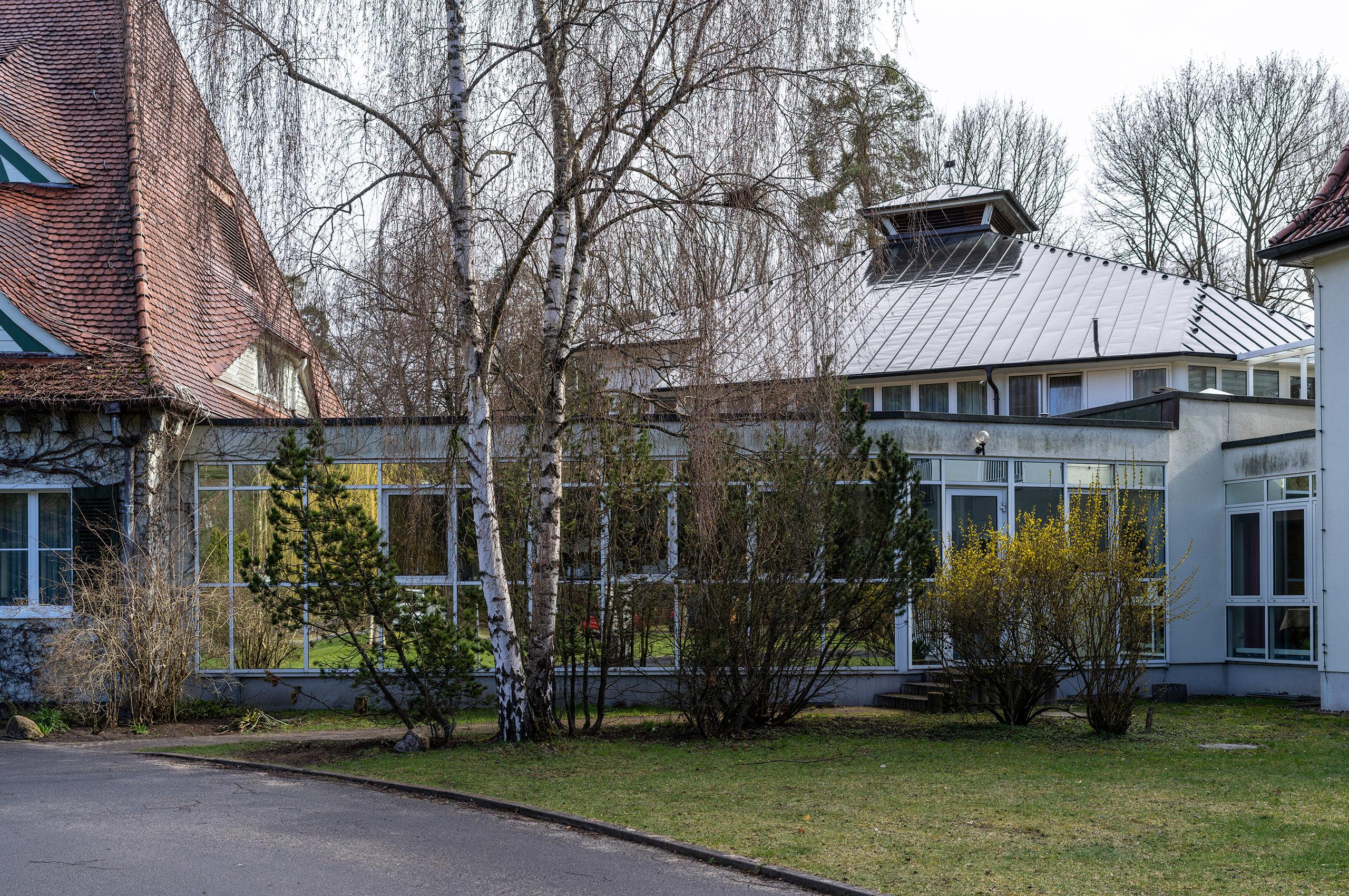 Vicent Architekten Hotel Döllnsee