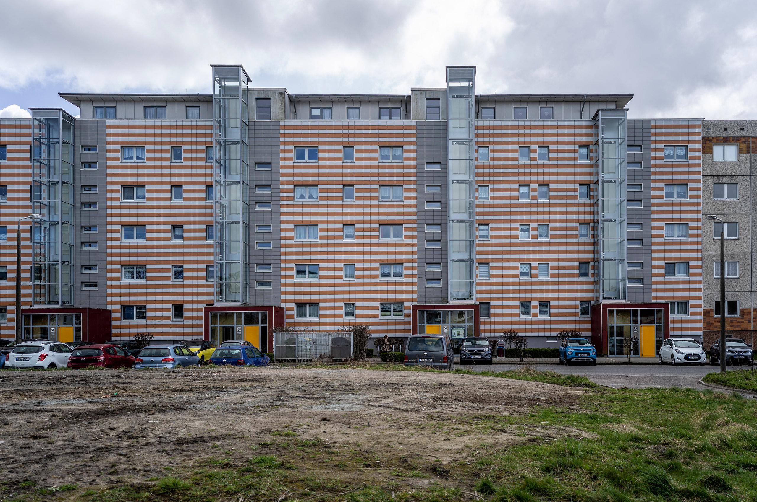 Vicent Architekten Lion-Feuchtwanger-Strasse