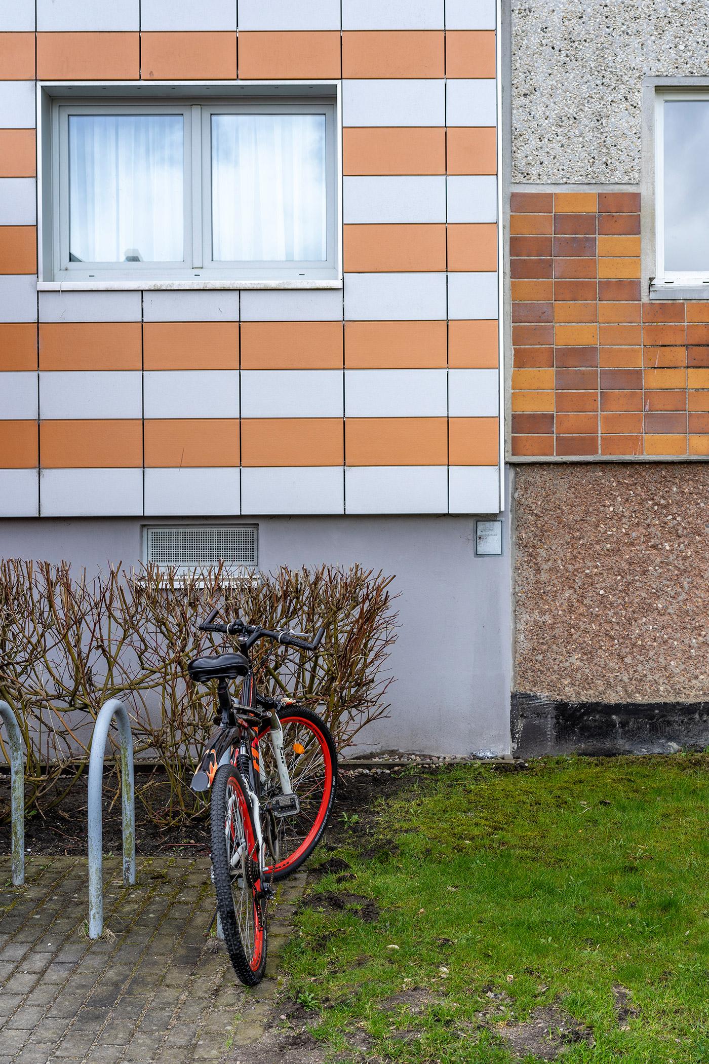Vicent Architekten Lion-Feuchtwanger-Strasse Detail
