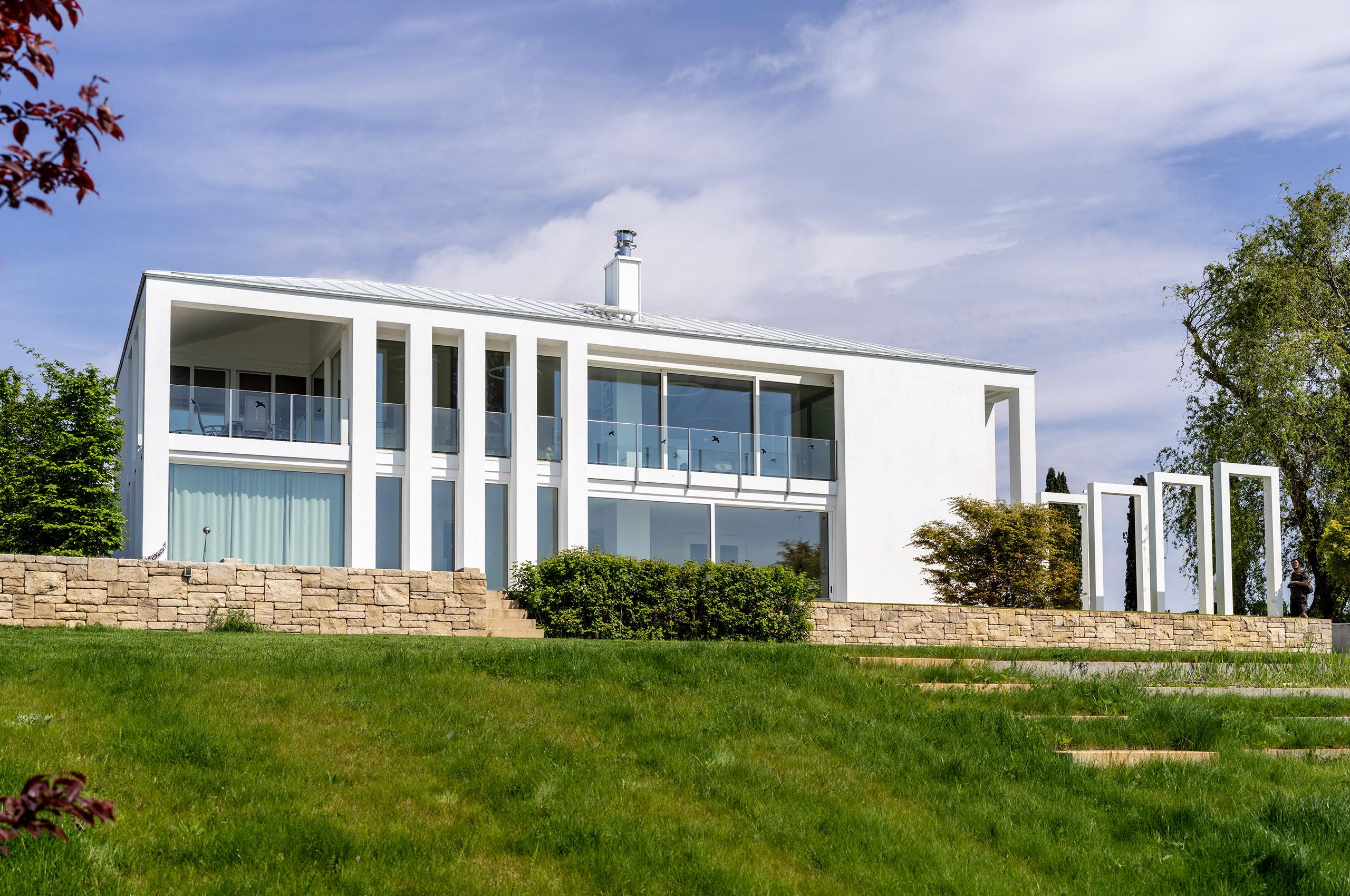 Vicent Architekten Villa Schwielowsee Werder Havel