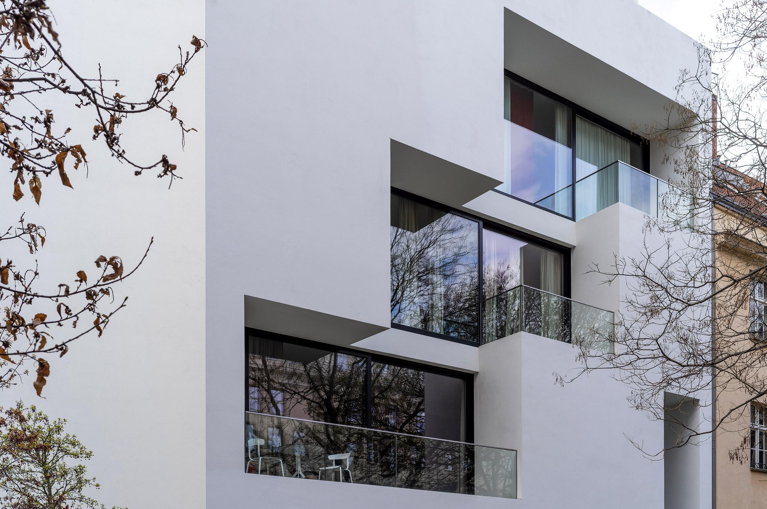 Vicent Architekten Waisenstrasse Berlin