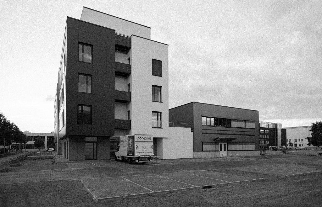 Vicent Architekten Crossmedia Center 2 Berlin-Adlershof